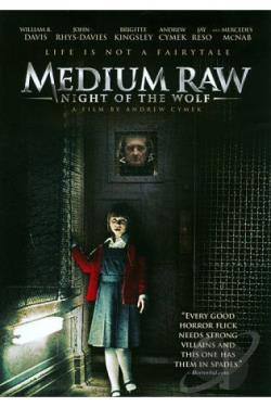 Medium Raw DVD Cover Art