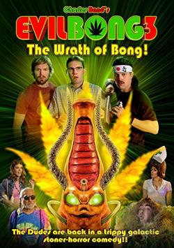 Evil Bong 3: The Wrath of Bong! DVD Cover Art