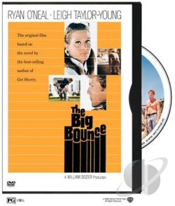 Big Bounce DVD Cover Art
