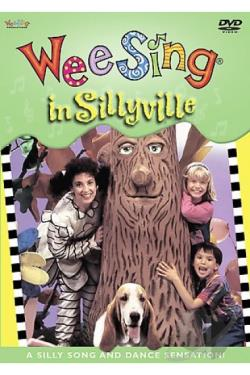 Wee Sing in Sillyville DVD Cover Art