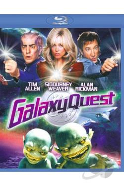 Galaxy Quest BRAY Cover Art