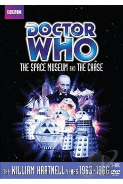Doctor Who: The Space Museum/The Chase DVD Cover Art