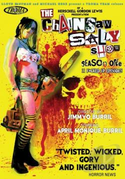 Chainsaw Sally Show: Season One DVD Cover Art