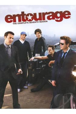 Entourage - The Complete Seventh Season DVD Cover Art