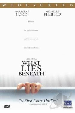 What Lies Beneath DVD Cover Art