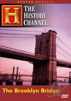 Modern Marvels - Brooklyn Bridge DVD Cover Art