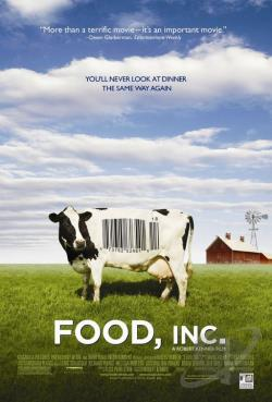 Food, Inc. DVD Cover Art
