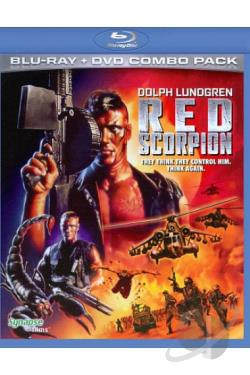Red Scorpion BRAY Cover Art