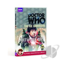 Doctor Who: The Ice Warriors DVD Cover Art