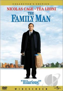 Family Man DVD Cover Art