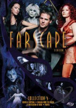 Farscape Season 4: Vol. 4 DVD Cover Art