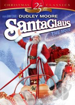 Santa Claus - The Movie DVD Cover Art