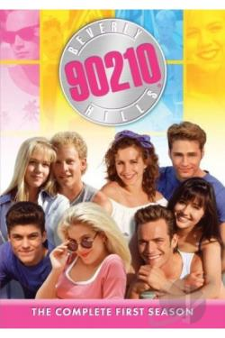 Beverly Hills 90210 - The Complete First Season DVD Cover Art