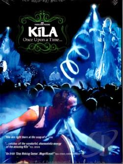 Kila: Once Upon a Time... DVD Cover Art