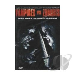 Vampires vs. Zombies DVD Cover Art