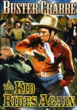 Billy the Kid Rides Again DVD Cover Art