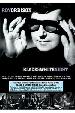 Black & White Night DVD Cover Art