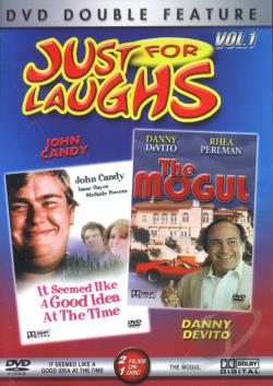 Just For Laughs  Volume 1 - It Seemed Like A Good Idea at the Time/ The Mogul DVD Cover Art