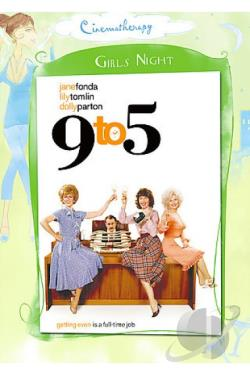 9 To 5 DVD Cover Art
