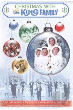 Christmas with the King Family DVD Cover Art
