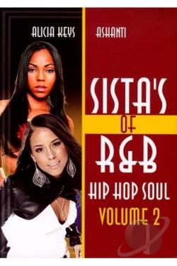 Sista's of R&B: Hip Hop Soul, Vol. 2 DVD Cover Art