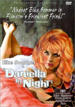Daniella By Night DVD Cover Art