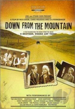 Down from the Mountain DVD Cover Art