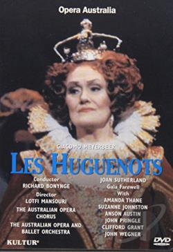 Huguenots DVD Cover Art