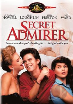 Secret Admirer DVD Cover Art