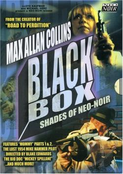 Black Box DVD Cover Art