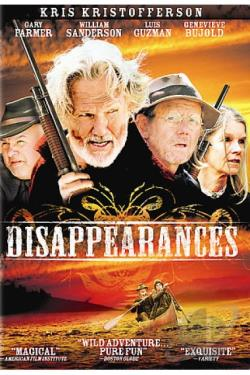 Disappearances DVD Cover Art
