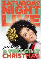 Saturday Night Live Presents: A Very Gilly Christmas DVD Cover Art