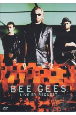 Bee Gees, The - Live By Request DVD Cover Art