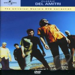 Del Amitri - Universal Masters DVD Collection DVD Cover Art