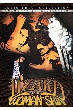 Lizard in a Woman's Skin DVD Cover Art