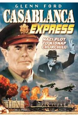 Casablanca Express DVD Cover Art