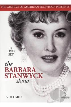 Barbara Stanwyck Show, Vol. 1 DVD Cover Art