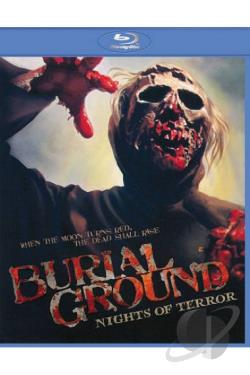 Burial Ground: Night of Terrors BRAY Cover Art