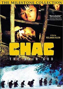 Chac: The Rain God DVD Cover Art
