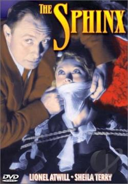 Sphinx DVD Cover Art