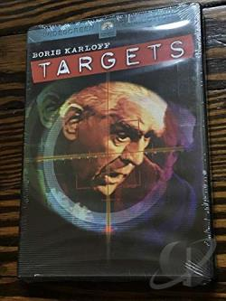 Targets DVD Cover Art