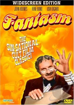 Fantasm DVD Cover Art