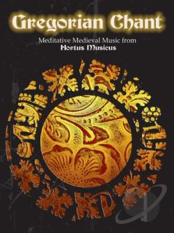 Hortus Musicus - Gregorian Chants DVD Cover Art