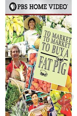 To Market to Market To Buy a Fat Pig DVD Cover Art