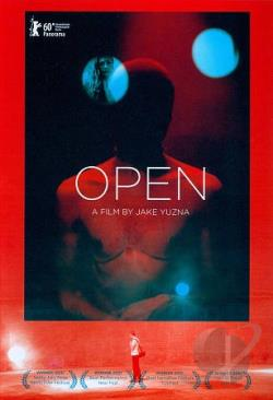 Open DVD Cover Art