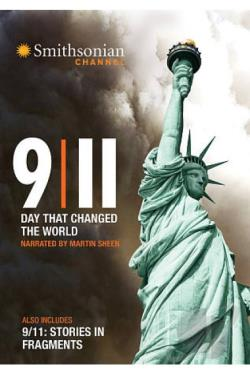 Smithsonian Channel: 9/11 - A Day That Changed The World DVD Cover Art