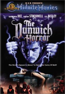 Dunwich Horror DVD Cover Art