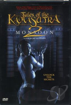 Tales of the Kama Sutra 2: Monsoon DVD Cover Art