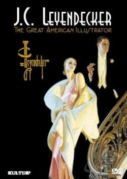 J.C. Levendecker - The Great American Illustrator DVD Cover Art