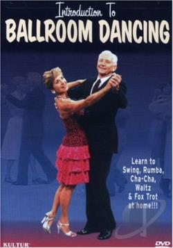 Introduction to Ballroom Dancing DVD Cover Art